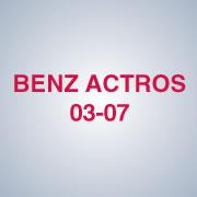 Benz Actros 03-07