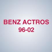 Benz Actros 96-02