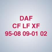 DAF CL LF XF 95-08 09-01 02